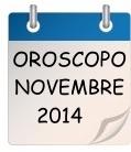 oroscopo novembre 2014