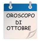 oroscopo di ottobre
