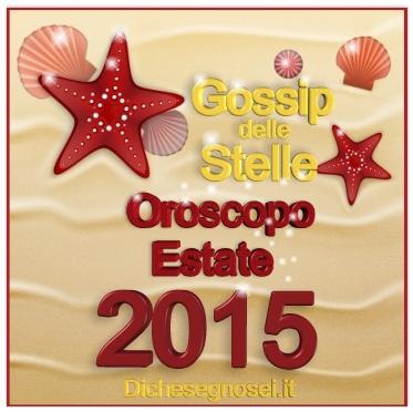 Oroscopo estate 2015