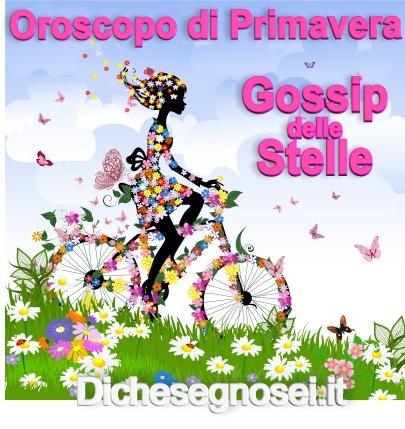 Oroscopo di primavera 2013