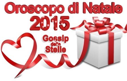 Oroscopo di Natale 2015